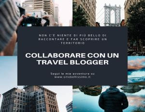 Collaborare con il Travel Blogger Mario Whitehead